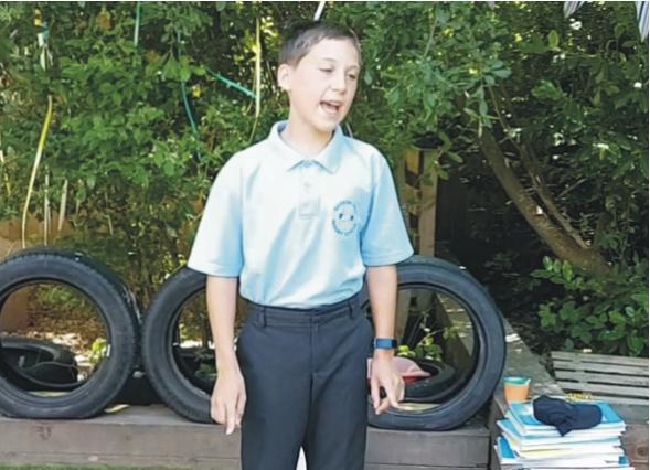 public speaking course for children