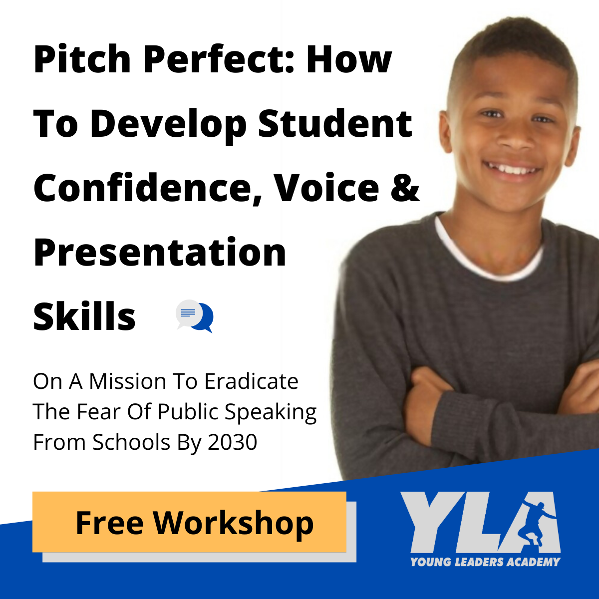 Pitch Perfect, How To Develop Student Voice & Presentation Skills